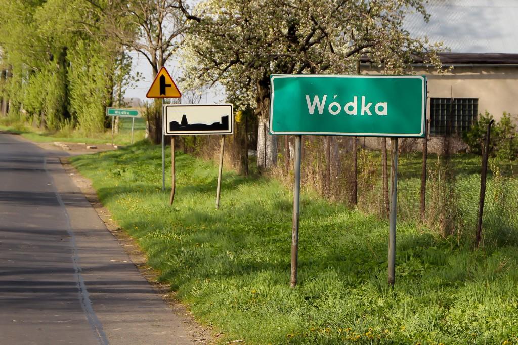 Wódka, Hochkretscham, Wojewodschaft Opole